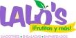 Lalo's Frutitas & Mas