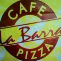 La Barra Pizza - Café