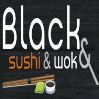 Black & Orange Sushi & Wok