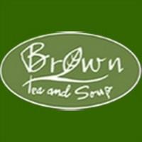 Brown Tea and Soup
