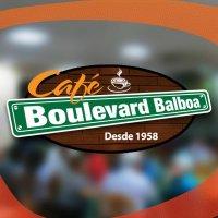 Cafe Boulevard Balboa