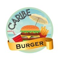 Caribe Burger