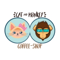 Cat and Monkey Coffee Shop