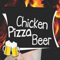 Chicken Pizza Beer