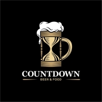 Countdown Beer and Food