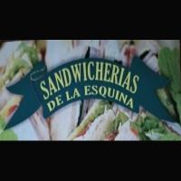 Sandwicherias de la Esquina