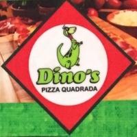Dinos Pizzaria Quadrada