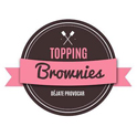 Topping Brownies
