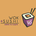 Wok + Sushi Salitre