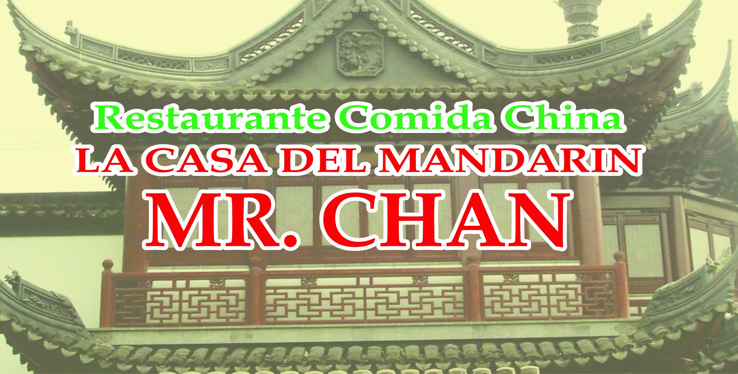 Restaurante Comida China Mr. Chan