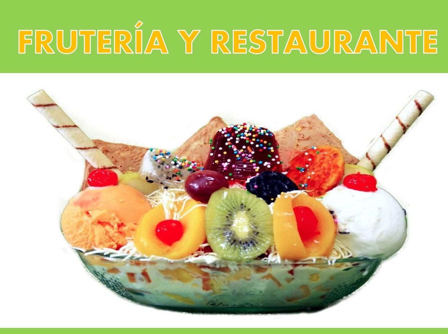 Frutería Restaurante y Comidas Rápidas
