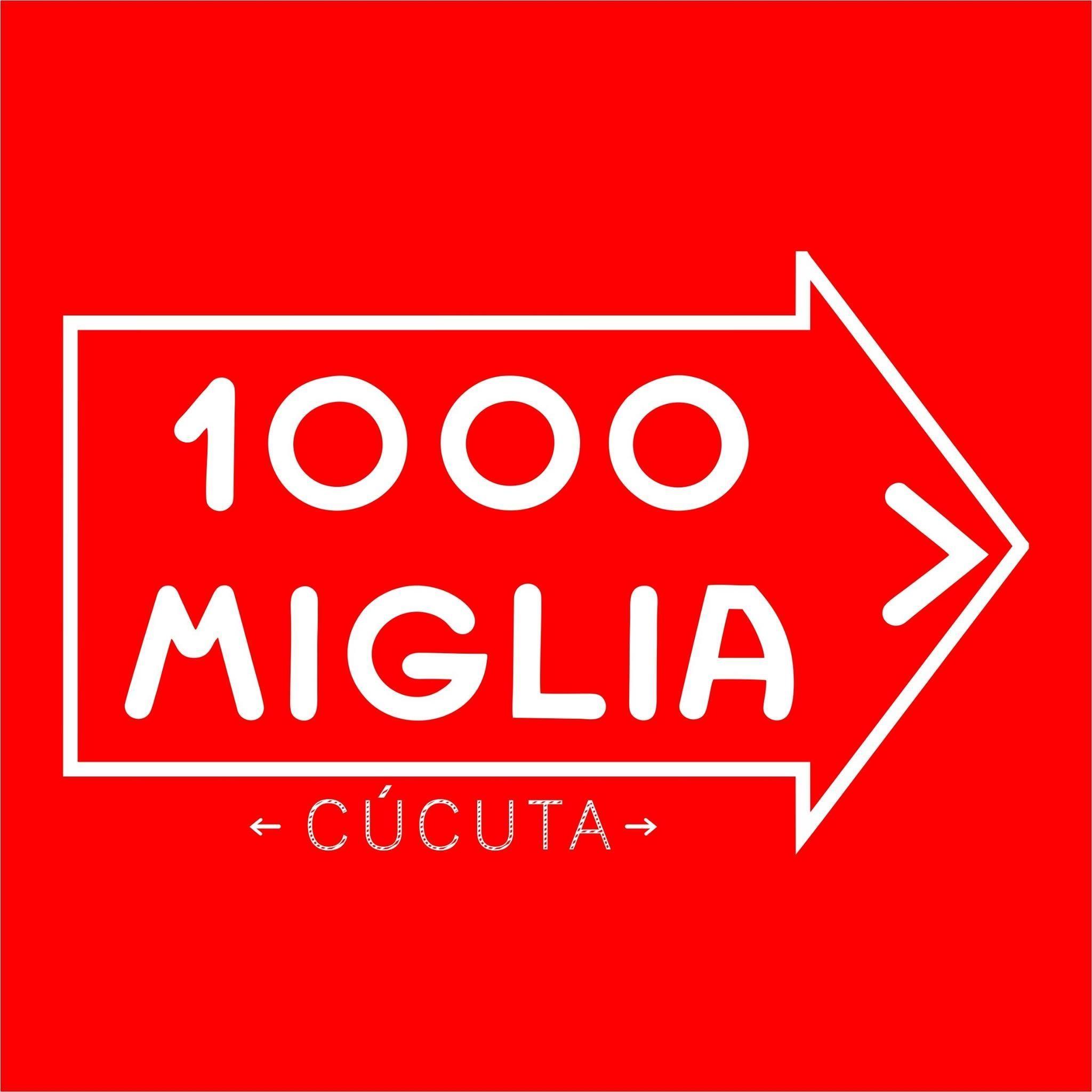 1000 Miglia Caobos