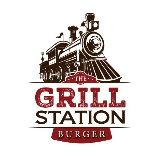 The Grill Station Burger Los Colores