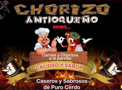 Chorizo Antioqueño Cabañas