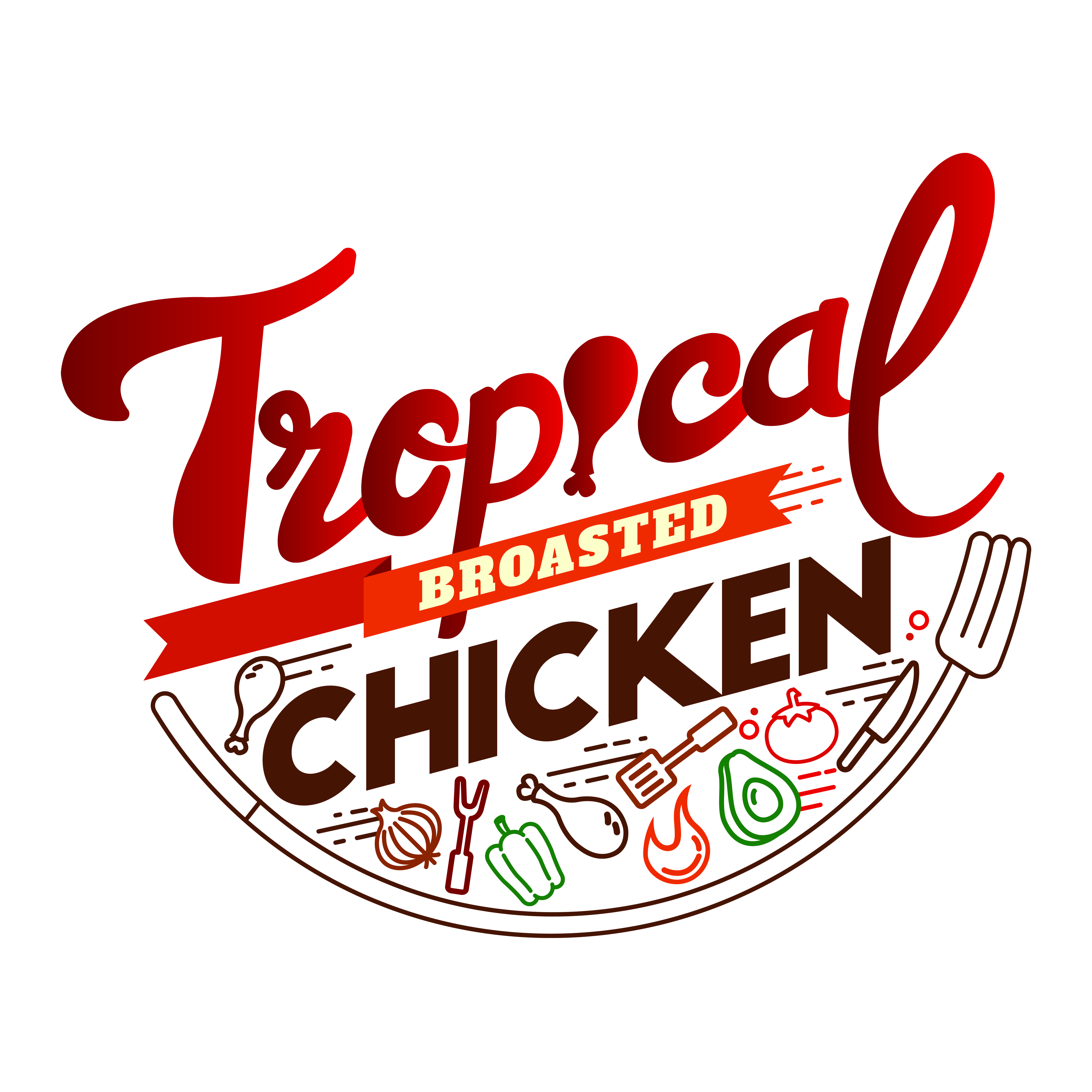 Tropical Broasted Chicken