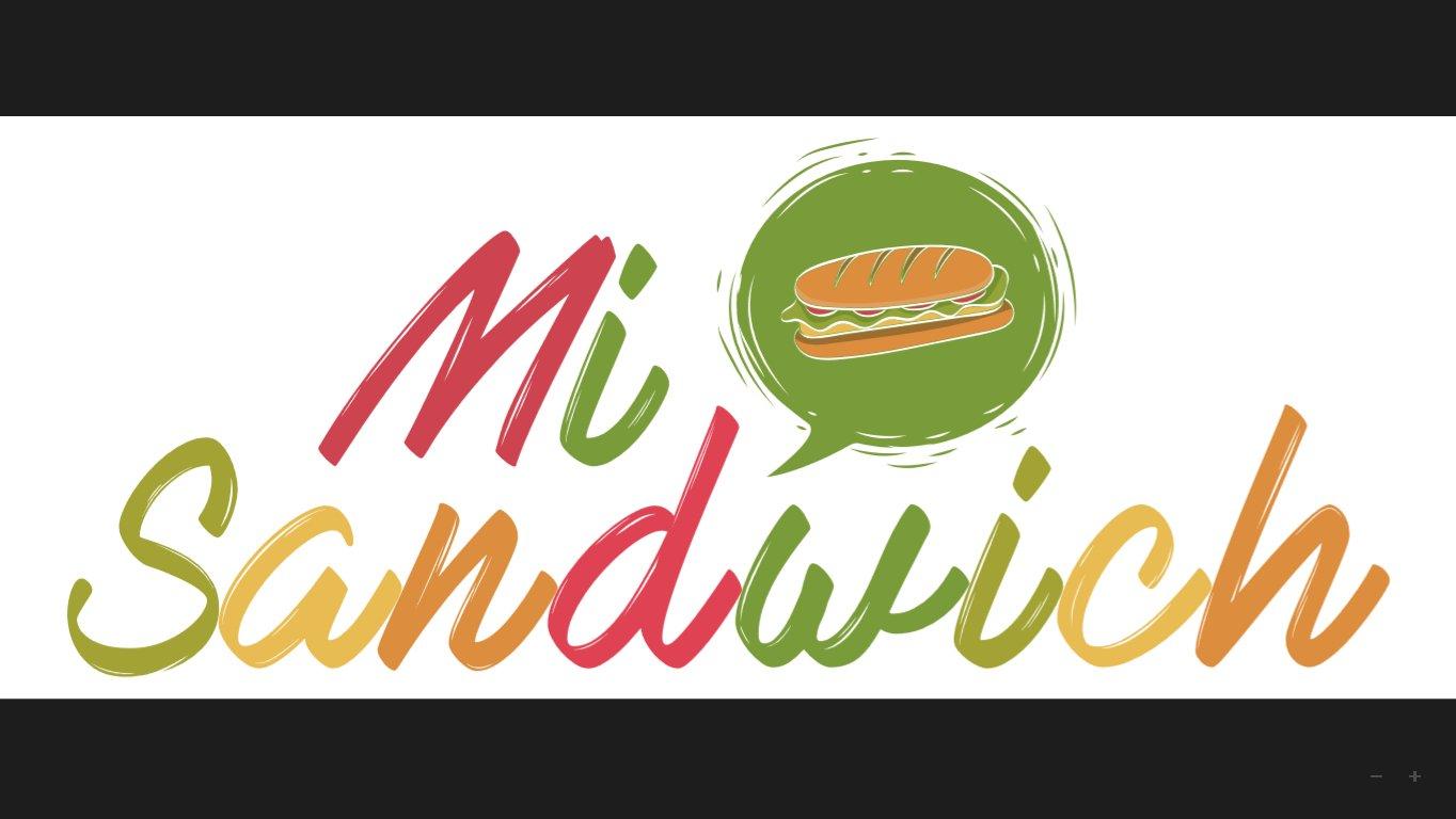 Mi Sándwich