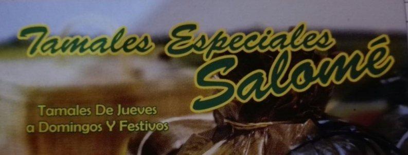 Tamales Especiales Salomé
