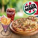 Pizza Manía Flora