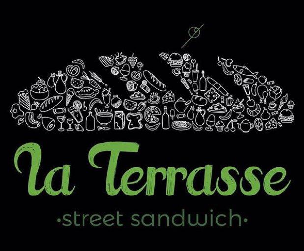 La Terrasse Street Sándwich