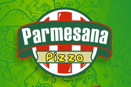 Parmesana Pizza