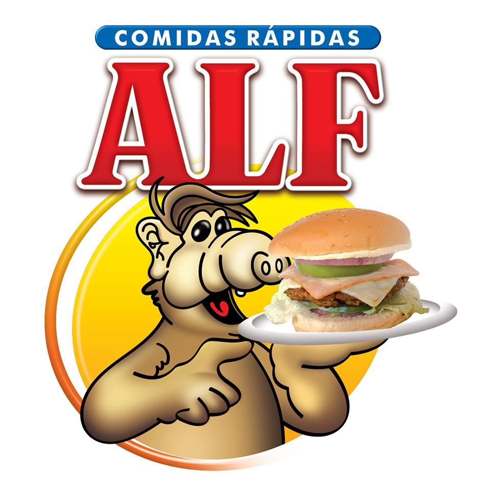 Alf  Comidas Rapidas