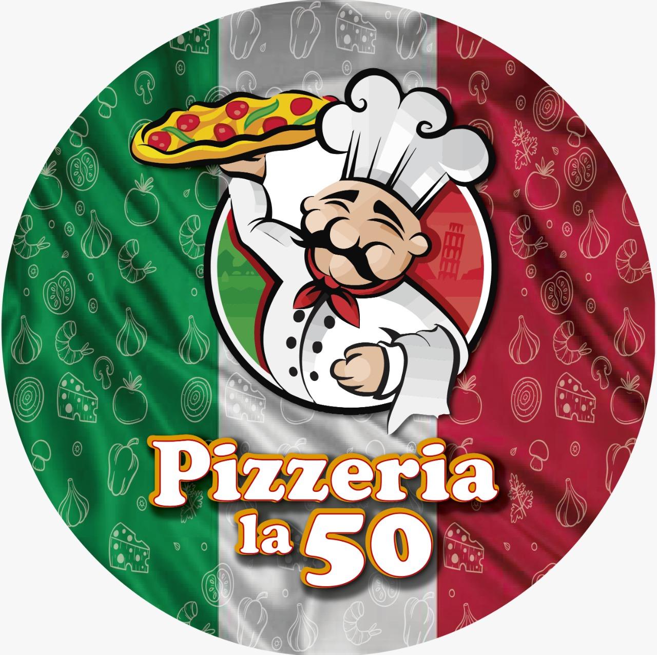 Pizzería la 50