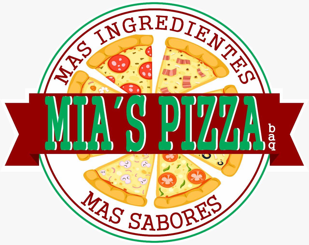 Mia's Pizza Baq CC Americano
