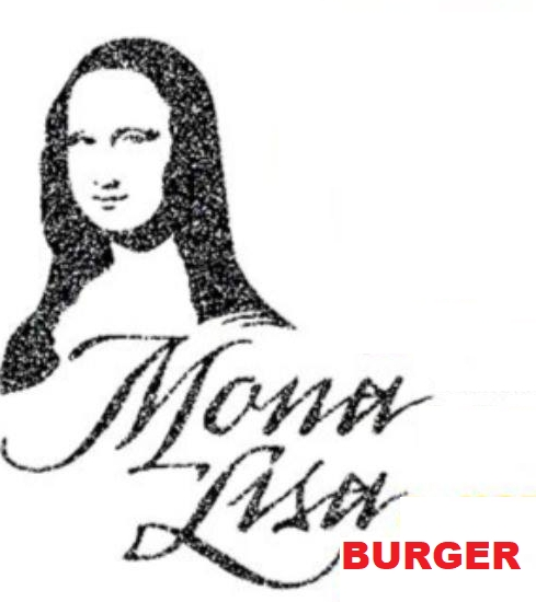 Mona Lisa Burger