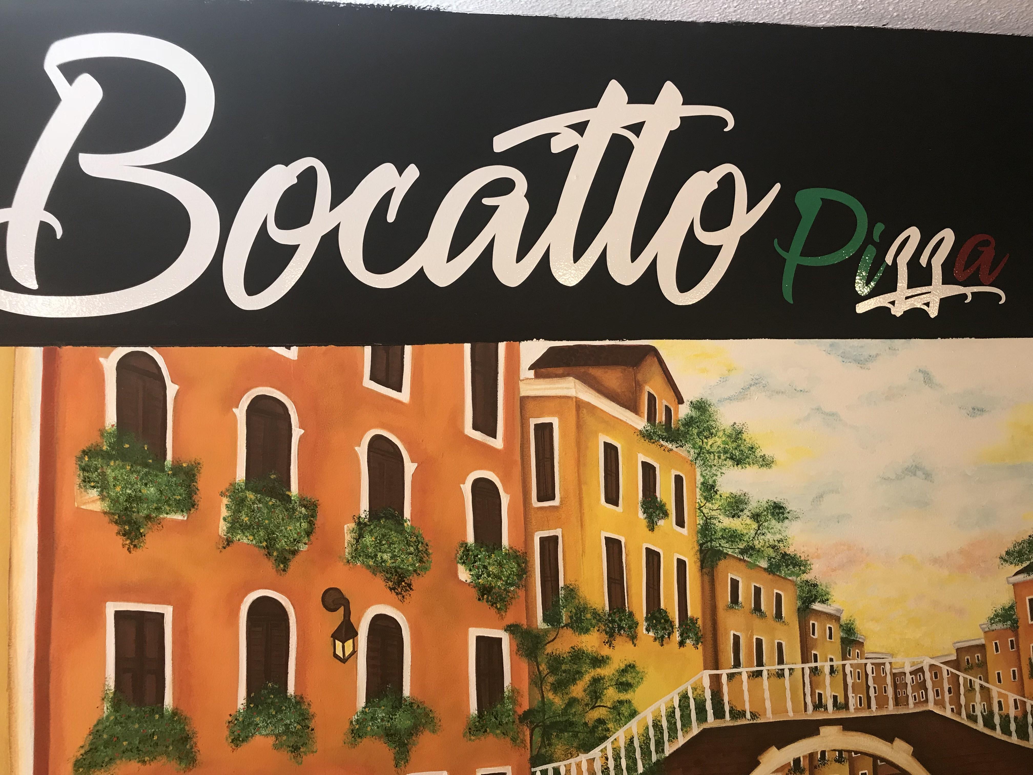 Bocatto Pizza
