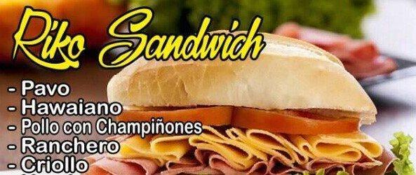 Riko Sándwich