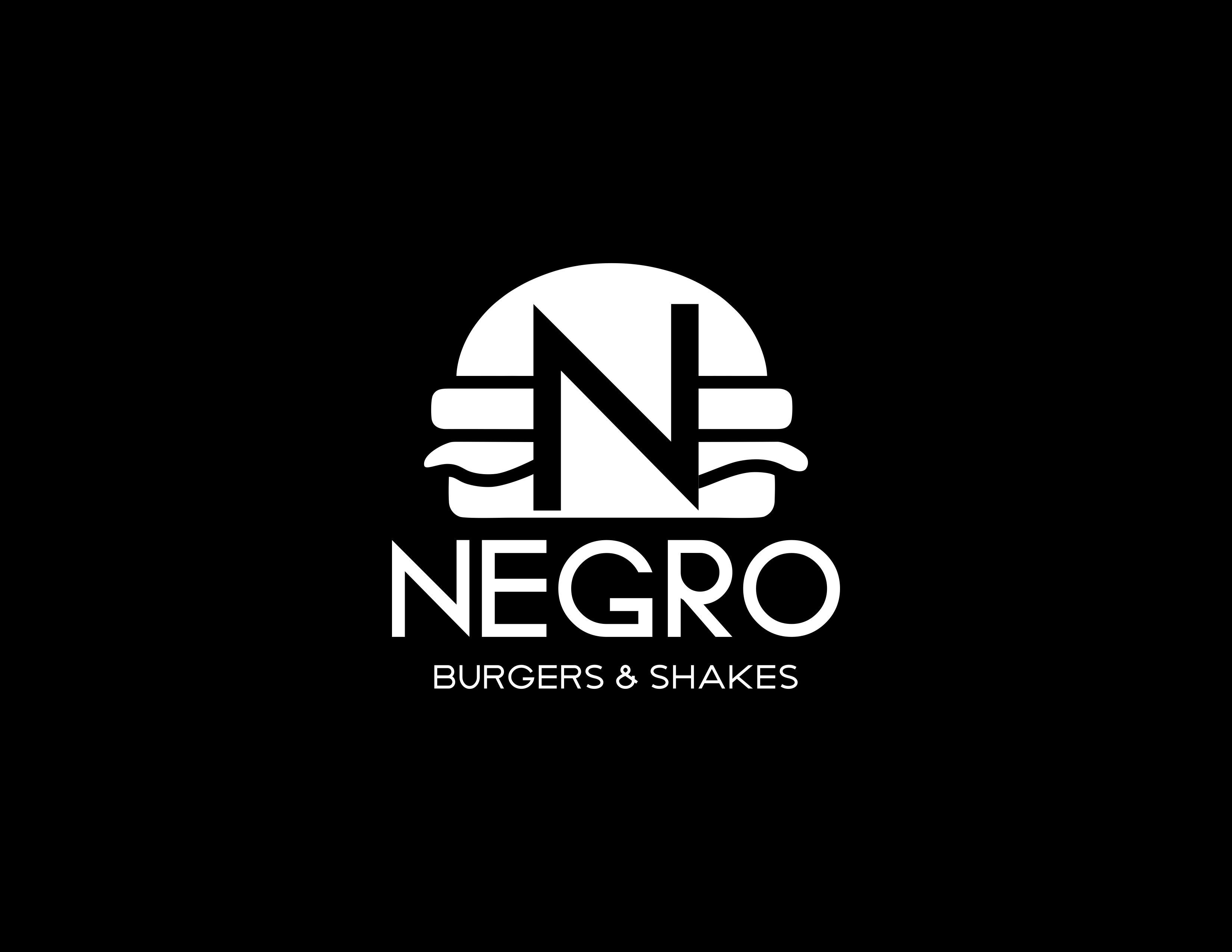 Negro Burgers and Shakes
