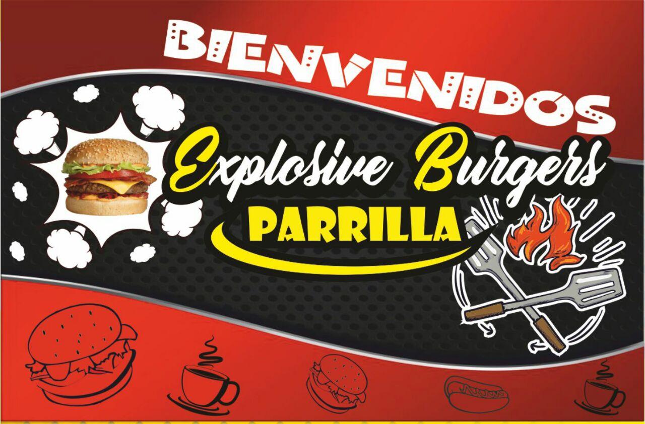 Explosive  Burgers Parrilla