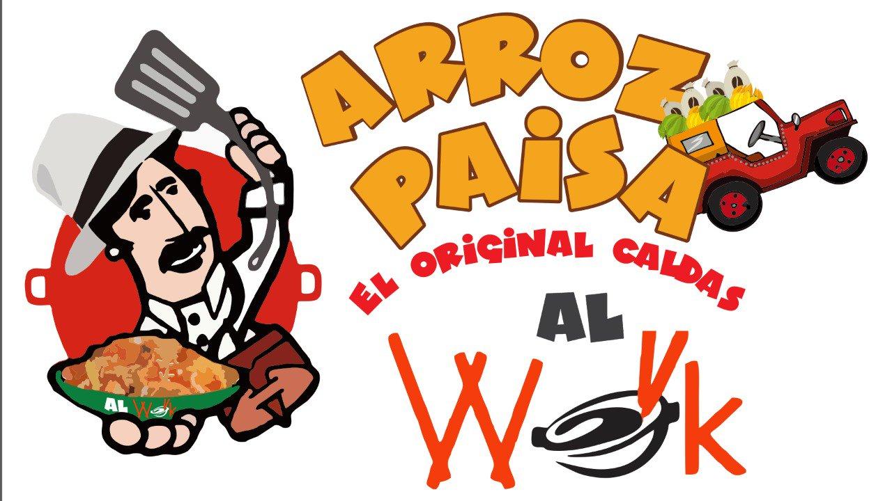 Arroz Paisa El Original Caldas Al Wok