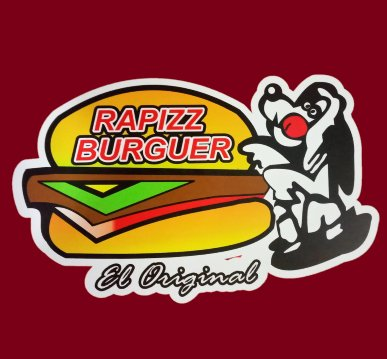 Rapizz Burger El Original