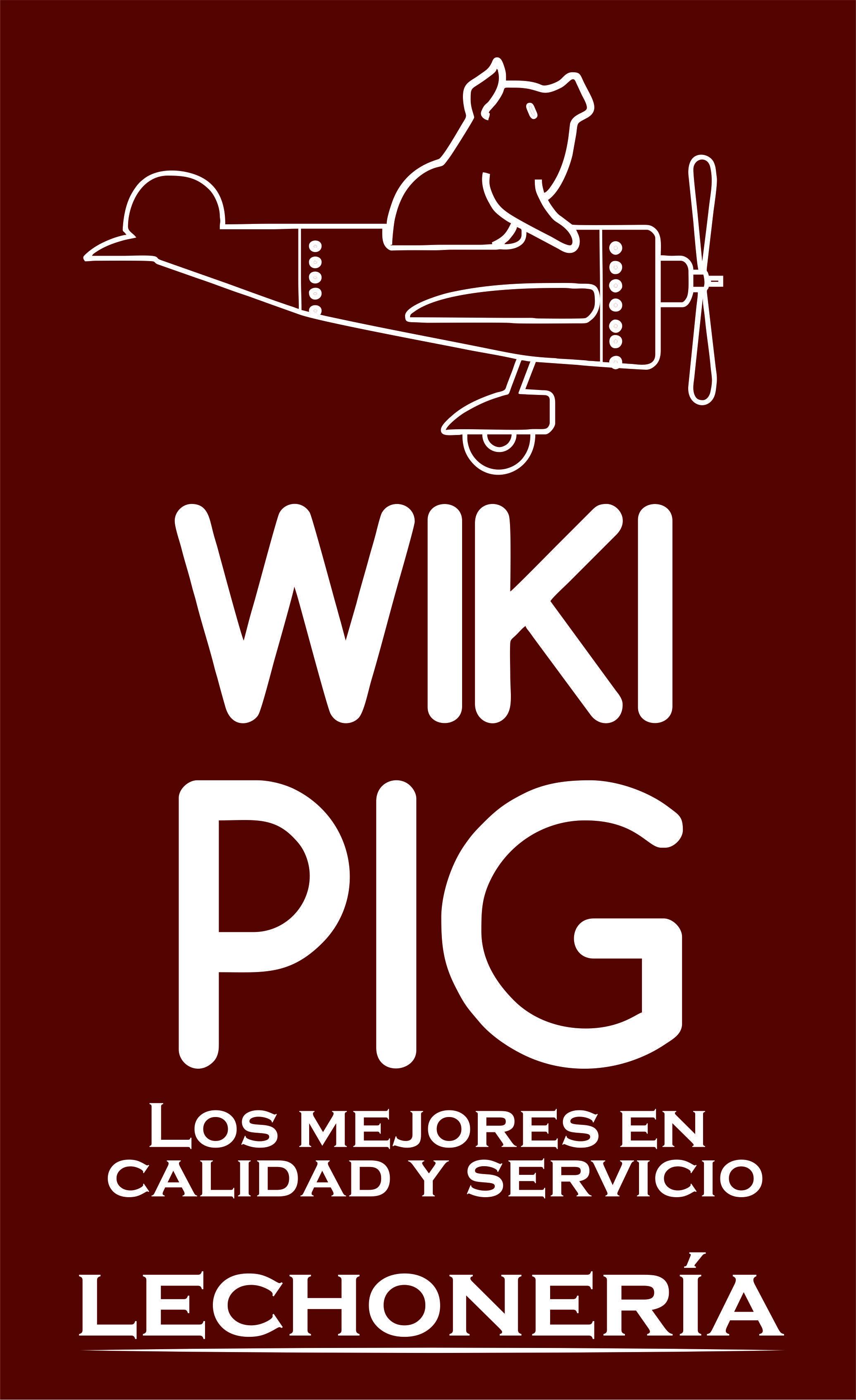 Lechoneria Wiki Pig