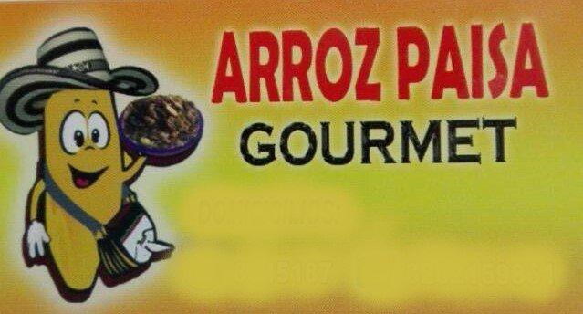 Arroz Paisa Gourmet