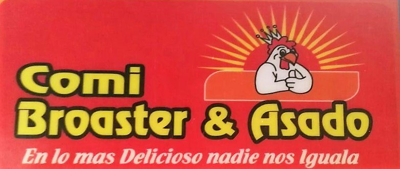 Comi Broaster Asado