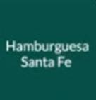 Hamburguesas Santa Fe Centro