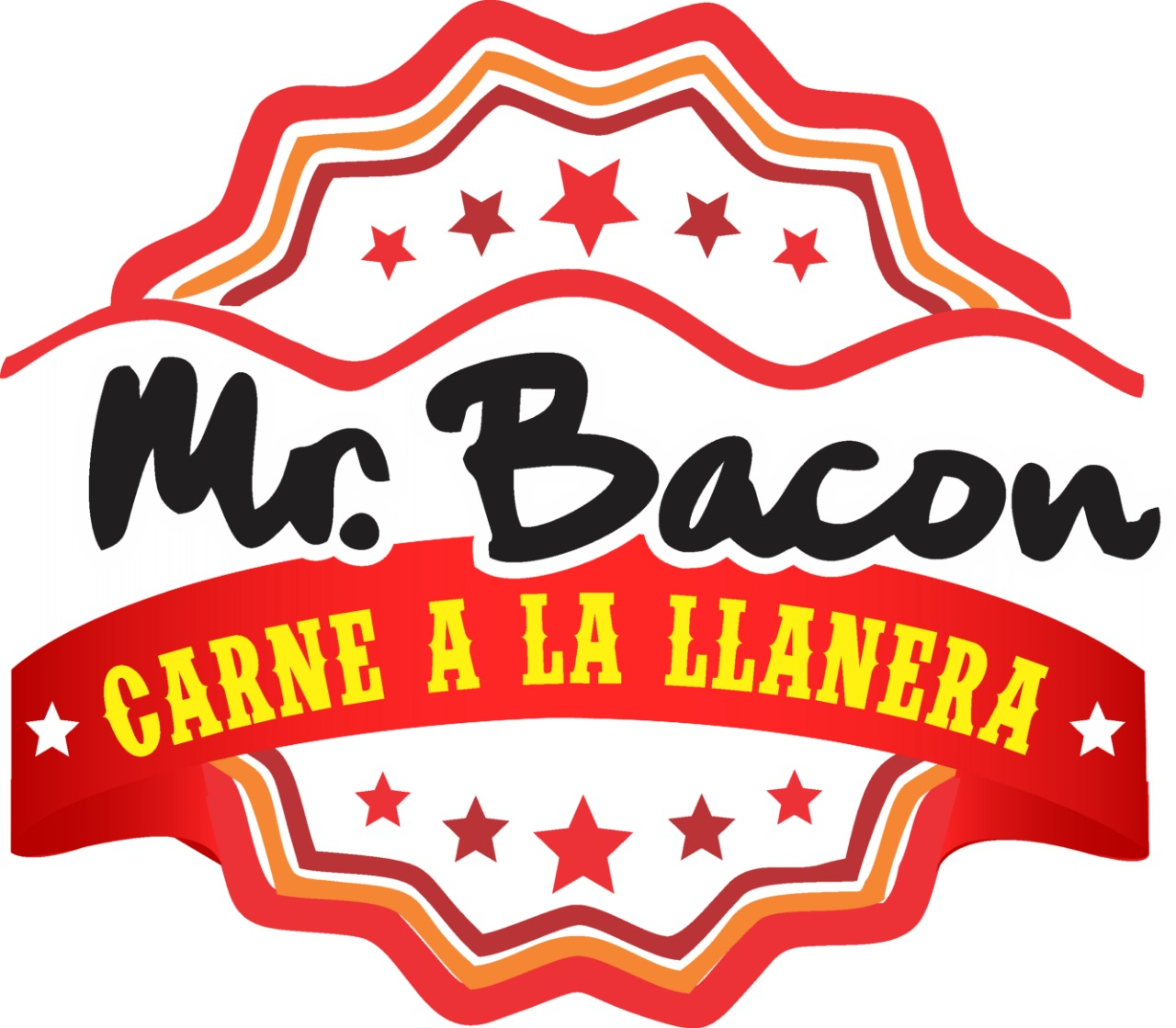 Mr. Bacon Carne a la Llanera