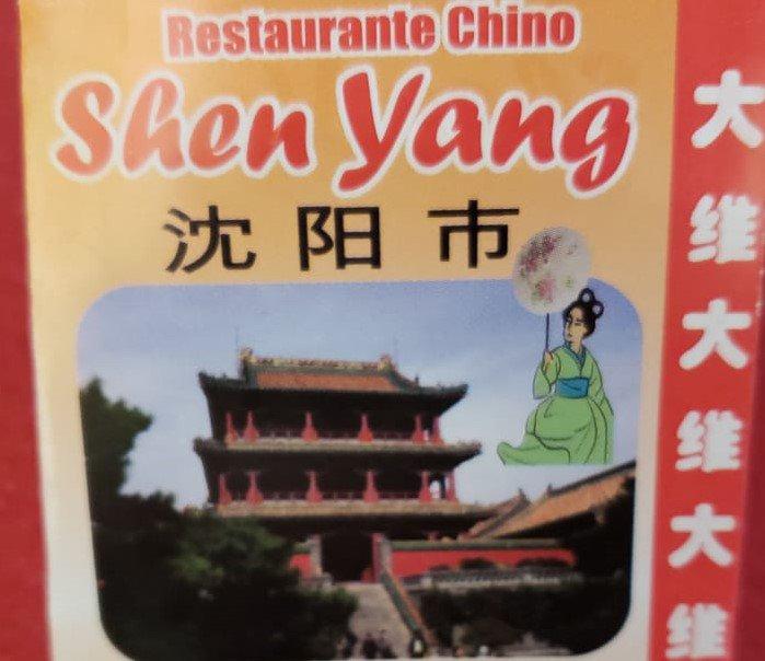 Restaurante Chino Shen Yang