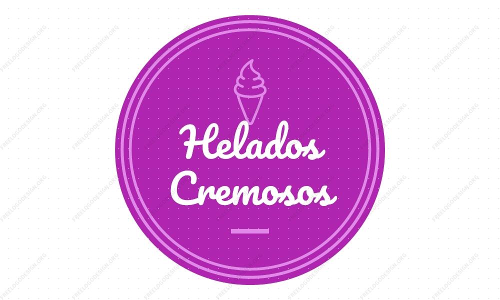 Helados Cremosos