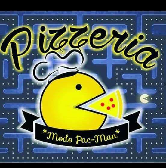 Pizzeria Modo Pac Man