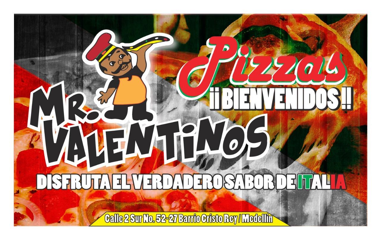Mr Valentinos Pizza