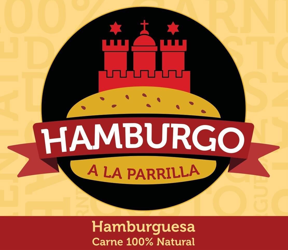 Hamburgo a la Parrilla