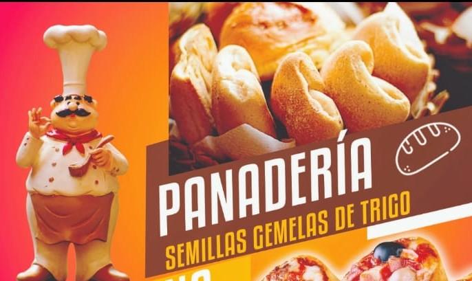 Panadería Semillas Gemelas de Trigo
