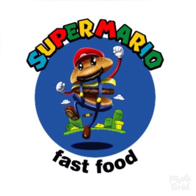 Super Mario Fast Food Zona Norte