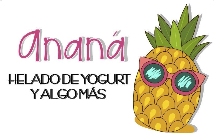 Ananá Helados de Yogurth y Algo Más