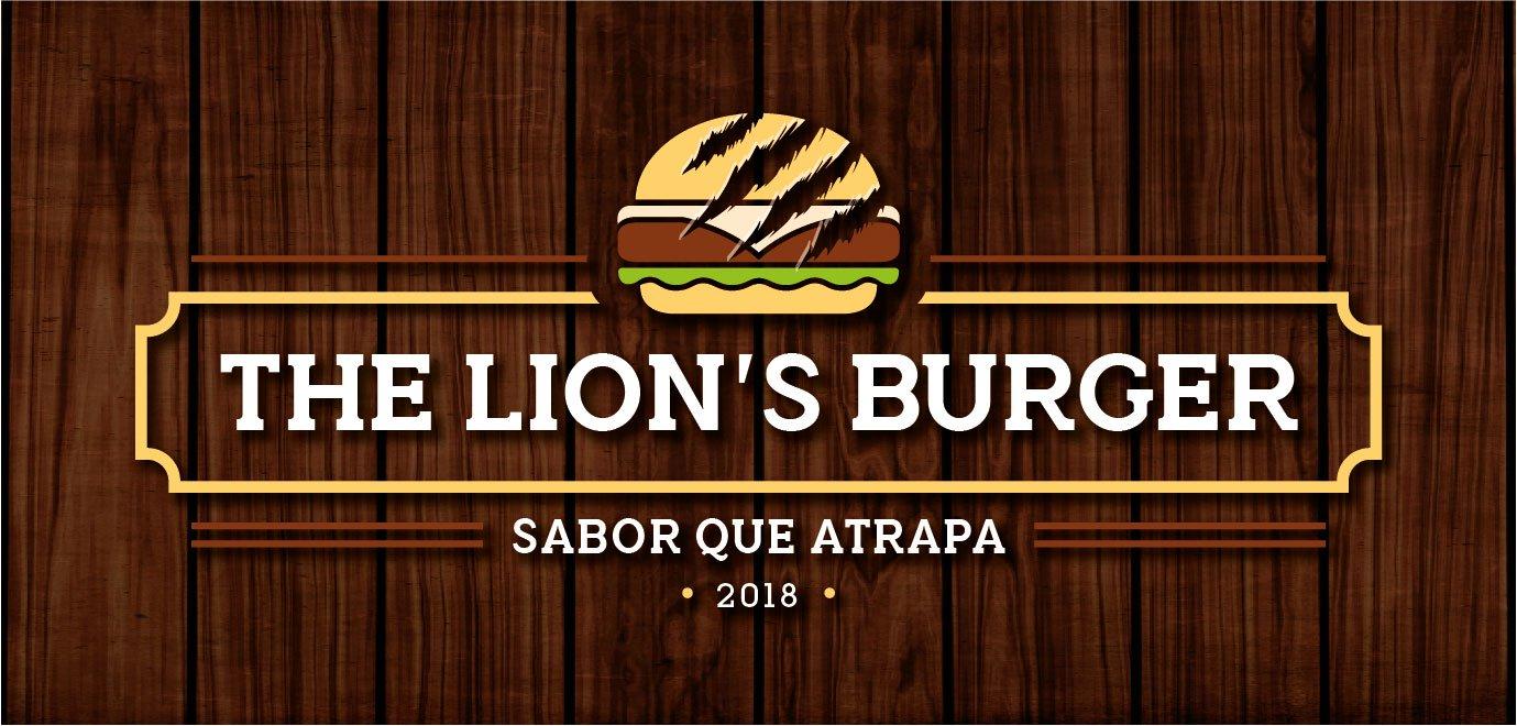 The Lion's Burger