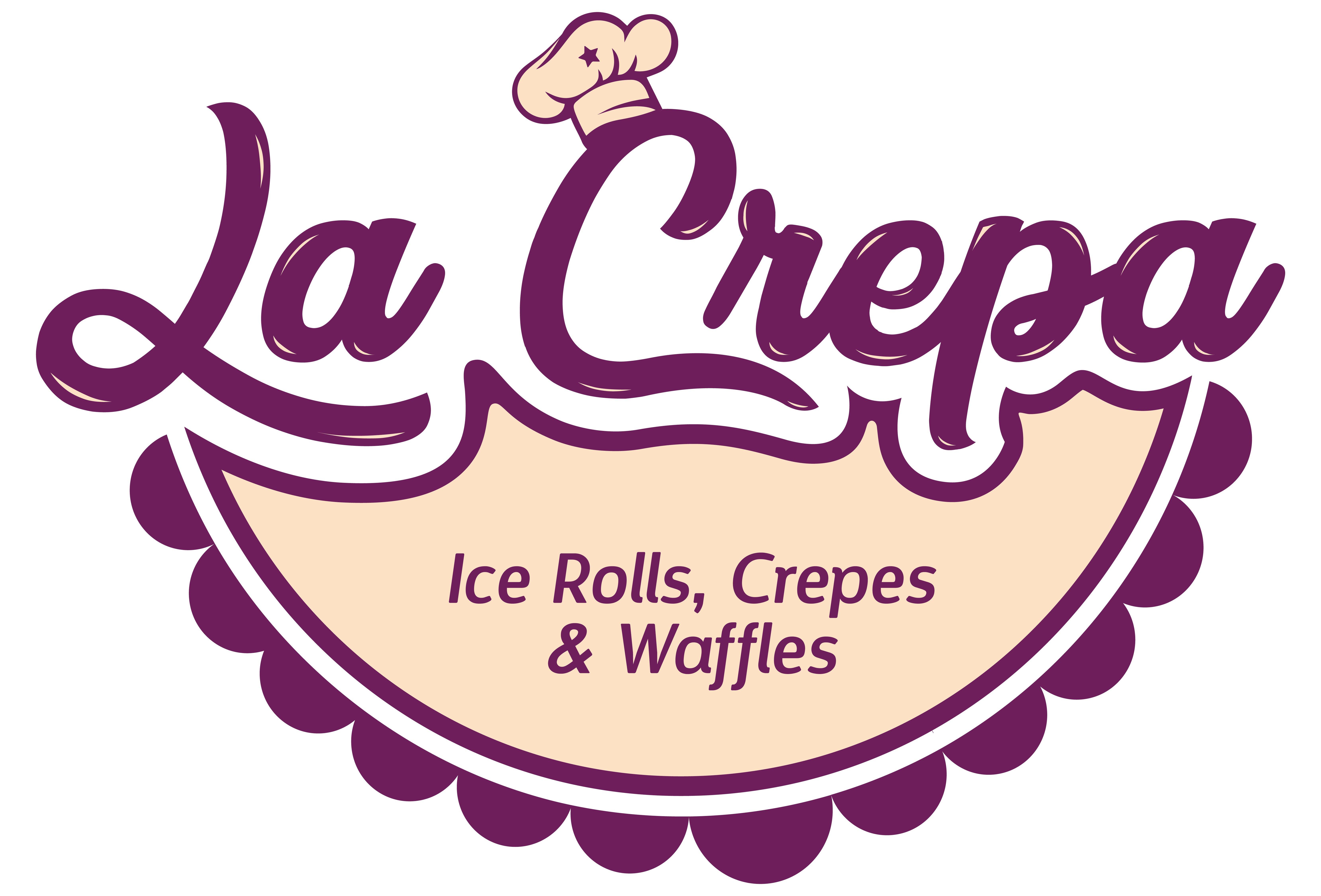 La Crepa Ice Rolls, Crepes & Waffles