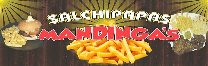 Salchipapas Mandingas